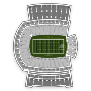 Washington Huskies Football Seating Chart