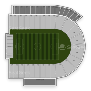 Nippert Stadium Seating Chart Us Minor League Soccer