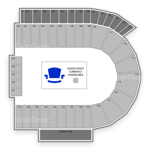 Nippert Stadium Seating Chart Concert