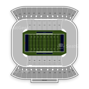 Rice Stadium Seating Chart Concert