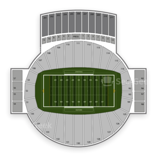 San Jose State Spartans Football Seating Chart