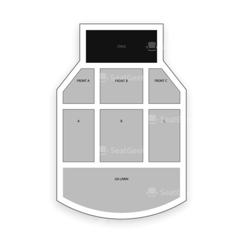 Marymoor Amphitheater Seating Chart Concert