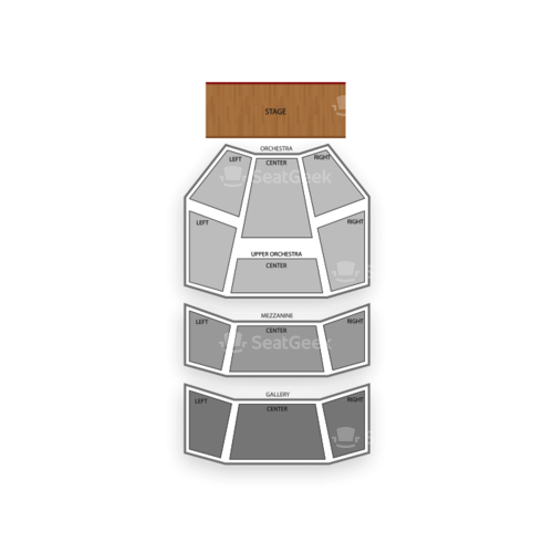 Sarofim Hall at The Hobby Center Seating Chart Concert