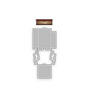 Panasonic Theatre Seating Chart Theater