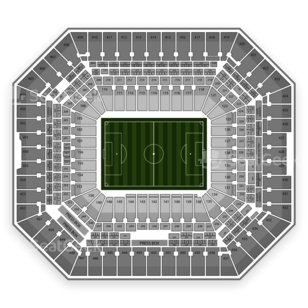 Sun Life Stadium Seating Chart International Soccer