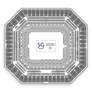Sun Life Stadium Seating Chart Concert