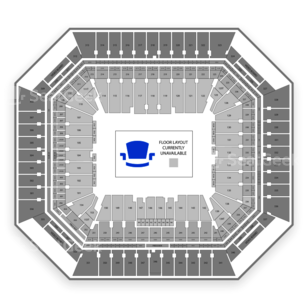 Hard Rock Stadium Seating Chart Concert