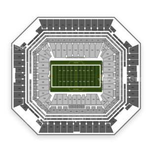 Orange Bowl Seating Chart