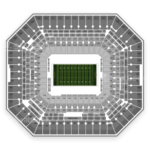 Miami Dolphins Seating Chart