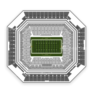Miami Hurricanes Football Seating Chart