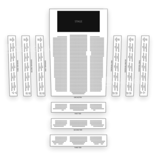 David Geffen Hall Seating Chart Theater