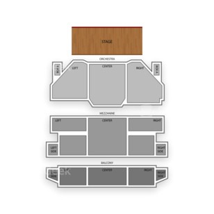 St. James Theatre Seating Chart Concert