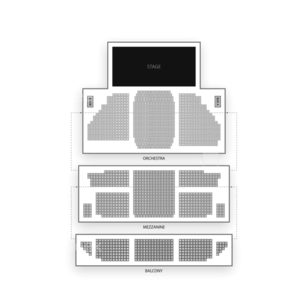 St. James Theatre Seating Chart Theater
