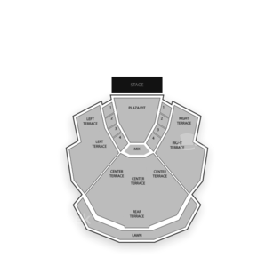 Chastain Park Amphitheatre Seating Chart Parking