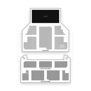 Majestic Theatre Seating Chart Music Festival