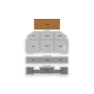 Richard Rodgers Theatre Seating Chart Concert