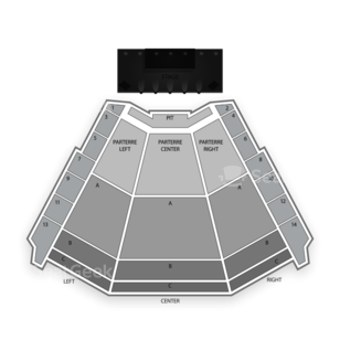 Ruth Eckerd Hall Seating Chart Theater