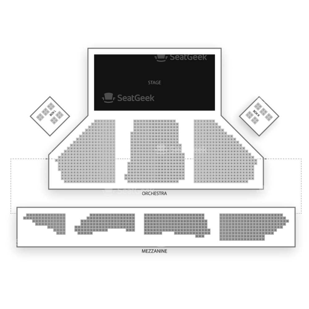 Winter Garden Theatre Seating Chart Parking