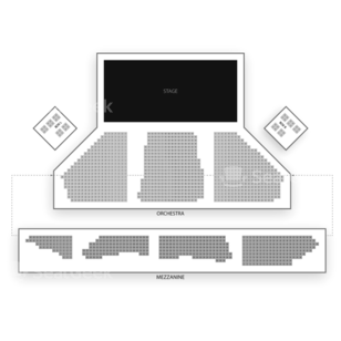 Winter Garden Theatre Seating Chart Broadway Tickets National