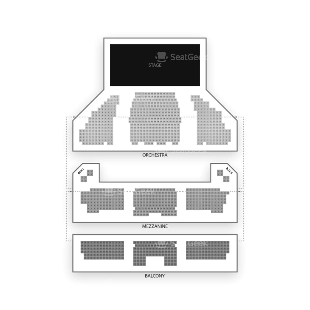Longacre Theatre Seating Chart Broadway Tickets National