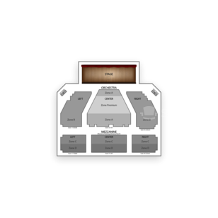 Booth Theatre Seating Chart Broadway Tickets National