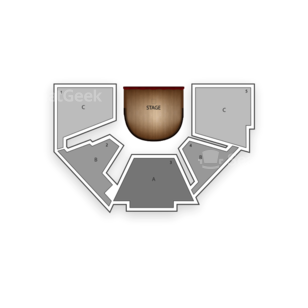 Apollo Theater Main Stage - Chicago Seating Chart Family