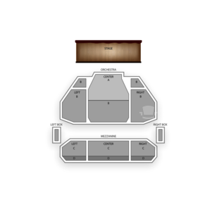 Stephen Sondheim Theatre Seating Chart Theater