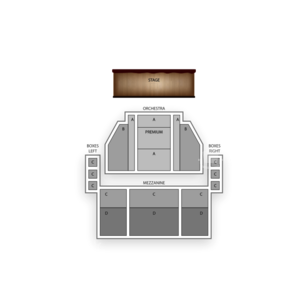 Nederlander Theatre Seating Chart Broadway Tickets National