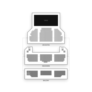 Lyceum Theatre Seating Chart Concert