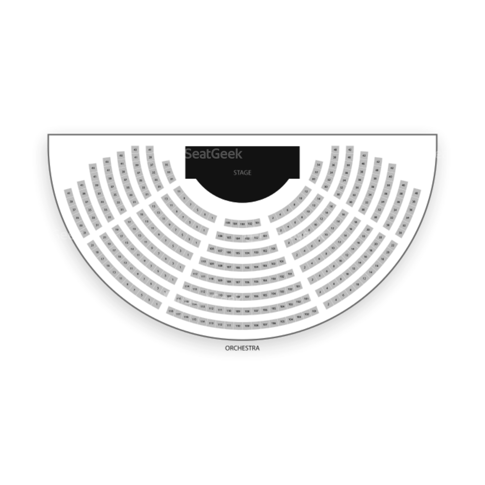 Lincoln Center Theater - Mitzi E. Newhouse Seating Chart Broadway Tickets National