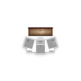 Westside Theatre Upstairs Seating Chart Theater