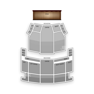 Ed Mirvish Theatre Seating Chart Concert