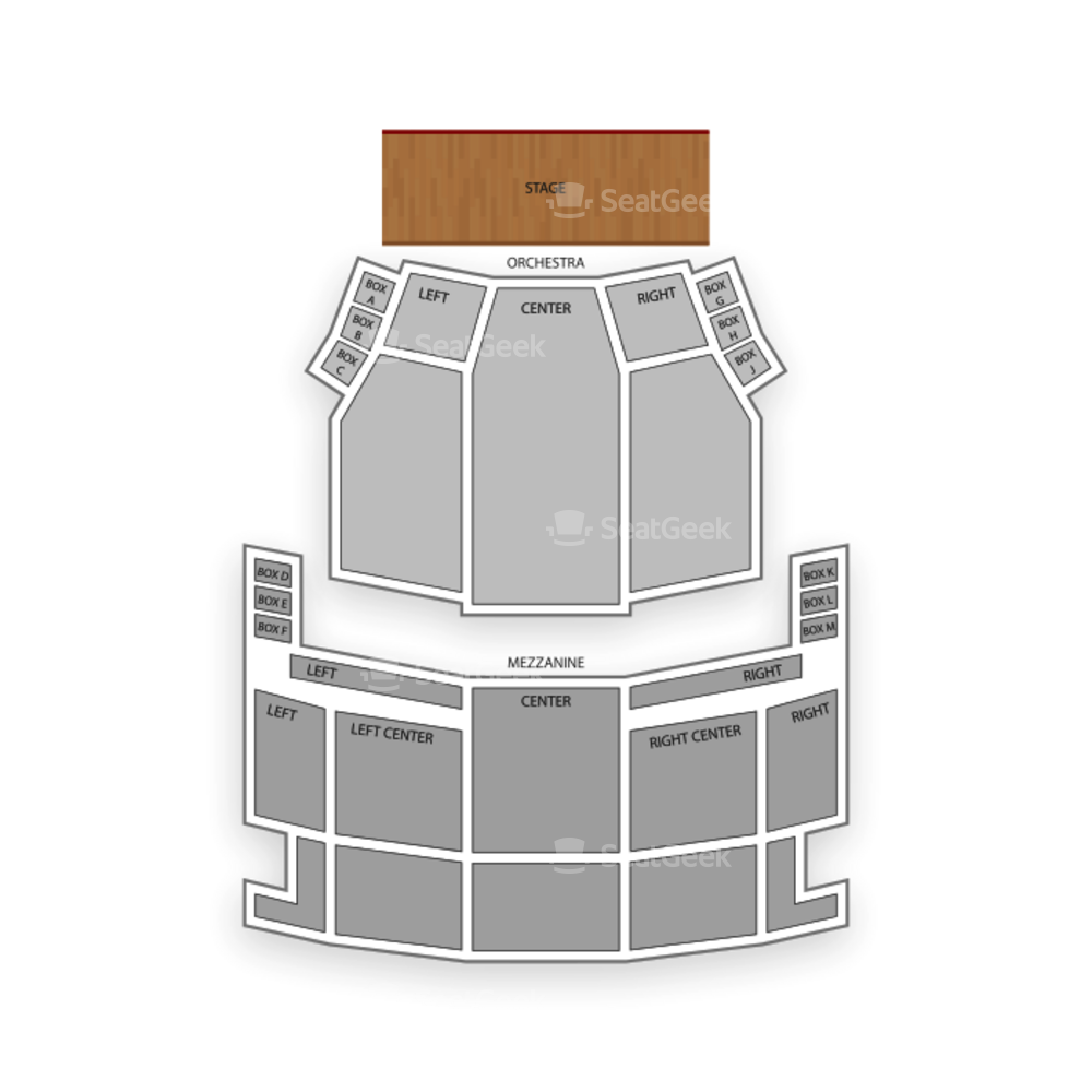 Ed Mirvish Theatre Seating Chart Family