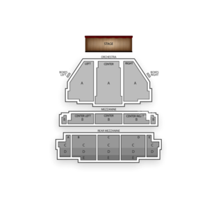 Forrest Theatre Seating Chart Broadway Tickets National