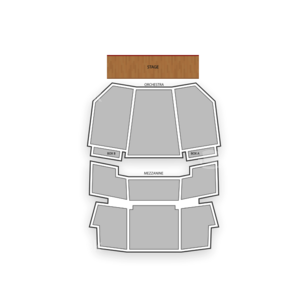 Walnut Street Theatre Seating Chart Theater