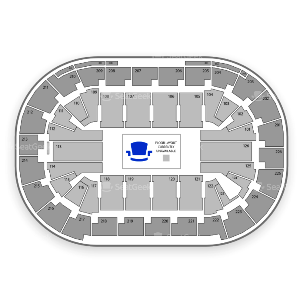 Mandalay Bay Events Center Seating Chart Theater