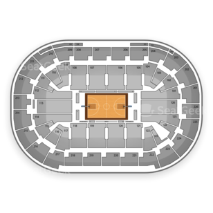 Los Angeles Clippers Seating Chart