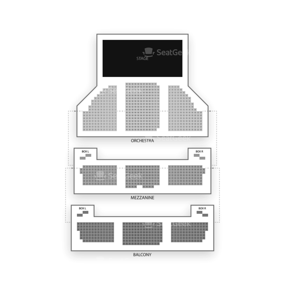 Cort Theatre Seating Chart Theater