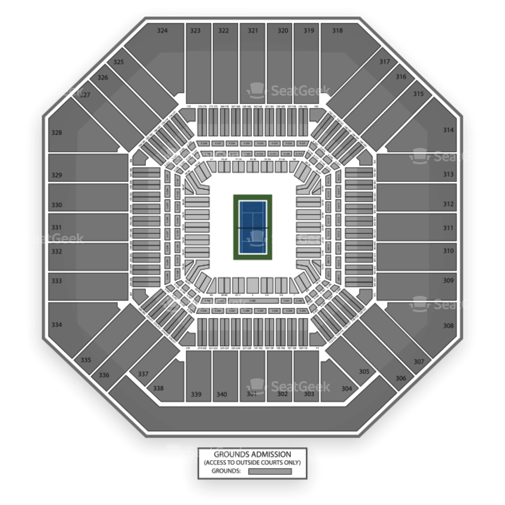 US Open Tennis Tickets SeatGeek