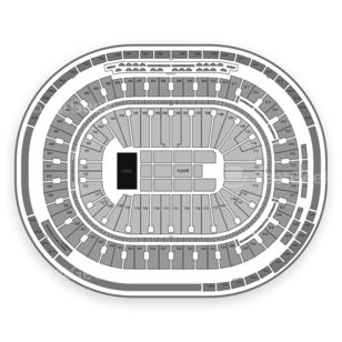 Rogers Arena Seating Chart Comedy