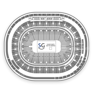 Rogers Arena Seating Chart Broadway Tickets National