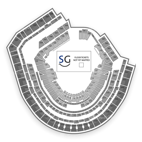 Citi Field seating chart Foreigner