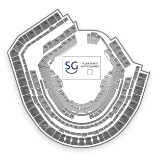 Citi Field Seating Chart Wrestling