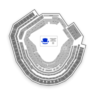 Citi Field Seating Chart Parking