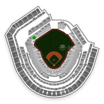 New York Mets at Citi Field Section 134 View