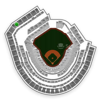 New York Mets at Citi Field Section 533 View
