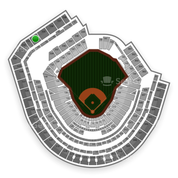 New York Mets at Citi Field Section 534 View
