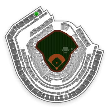 New York Mets at Citi Field Section 537 View