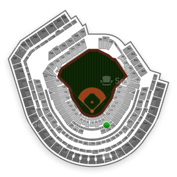 New York Mets at Citi Field Sterling Suite 2 View