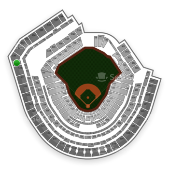 New York Mets at Citi Field Section 529 View